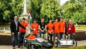 Sűrített izgalmak, sűrített levegővel a Pneumobil versenyen