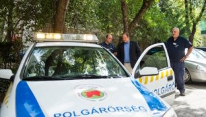 Új jármű segíti a polgárőrök munkáját