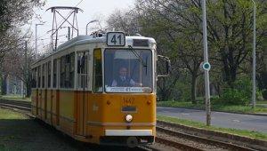 Rövid időre változik a 41-es villamos közlekedése