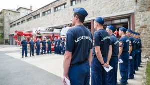 Flórián napján jutalmazták a tűzoltókat