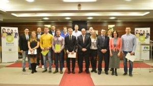 Edutus Sportösztöndíjat kapott tizennégy sportoló